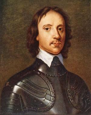 Oliver Cromwell (Foto: Reprodução)