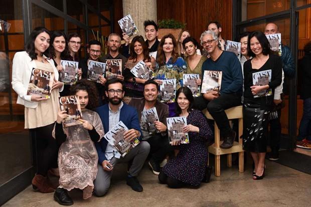 Casa Vogue celebra edição especial com Irmãos Campana (Foto: Luciana Prezia)