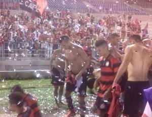 campinense classificado (Foto: Cadu Vieira / GloboEsporte.com/pb)