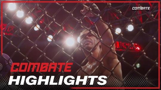 Vídeo: veja os melhores momentos de Rogério Minotouro antes do UFC SP