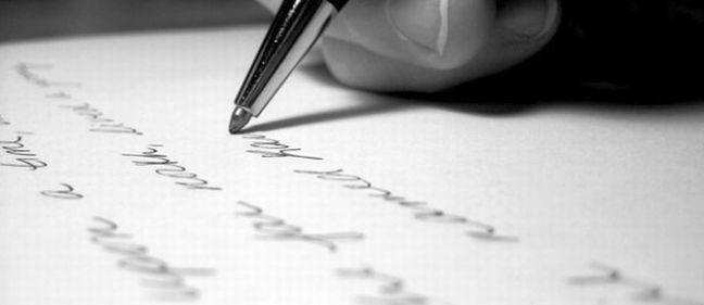 Carta aberta (Foto: Arquivo Google)