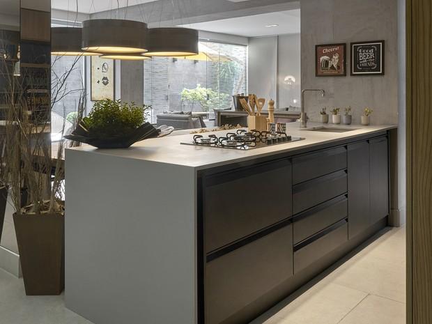 Cozinha , design feito para viver (Foto: Divulgao/Lder)