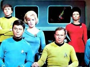 De autoria de Gene Roddenberry, Star Trek foi criada em 1966 (Foto: Divulgação/ Cinemateca)