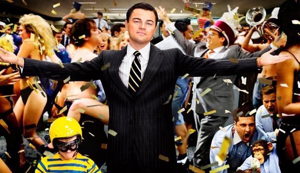 """""""O Lobo de Wall Street"""" (Foto: Reprodução)"""