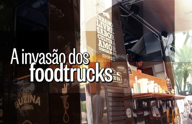 Como os Food Trucks invadiram as ruas brasileiras (Foto: Época)