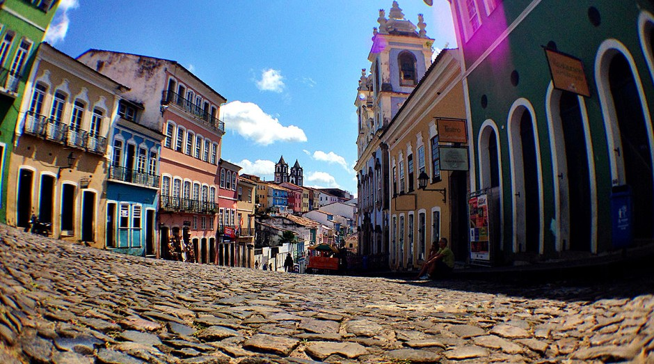 Pelourinho, em Salvador, receberá maratona de programação (Foto: Wikicommons)