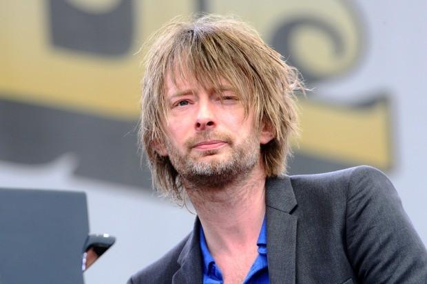 Thom Yorke, vocalista do Radiohead, o porta-voz dos pessimistas (Foto: Getty Images)