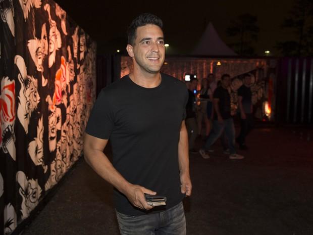 André Marques em festa no Rio (Foto: Felipe Panfili/ Divulgação)