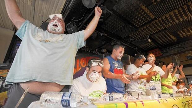 Steve Carr ficou o título da terceira edição do torneio (Foto: Rob O'Neal/Florida Keys News Bureau/AP)
