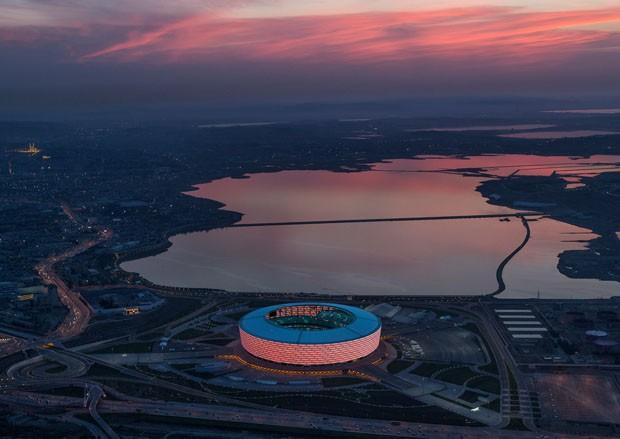 20 melhores fotos de arquitetura do ano (Foto: Victor Romero/Divulgação)