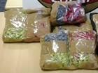 Homem é preso tentando embarcar com 11 mil compridos de ecstasy