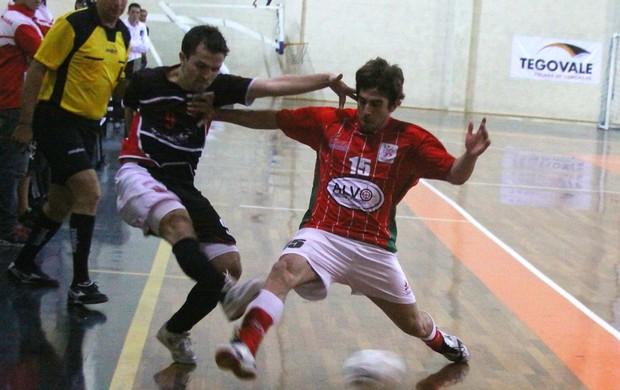 Jacareí Futsal no Campeonato Paulista Série A1 (Foto: Valter Pereira/PMJ)