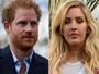Príncipe Harry é flagrado aos beijos com Ellie Goulding, diz site