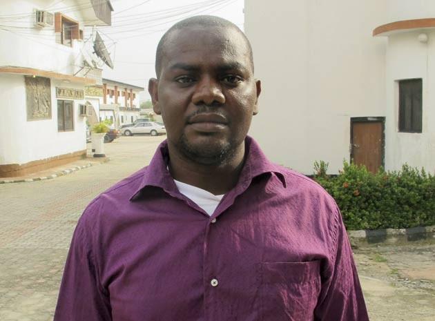 """Harrison Okene sobreviveu dentro de navio por mais de 60 horas; """"peixes comiam o meu corpo. Era um terror"""". (Foto: Reuters)"""