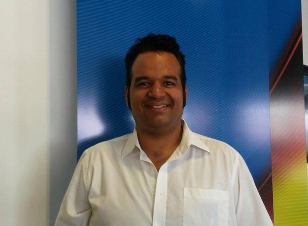 Tenor Maecio Gomes se apresenta em São luís na quinta-feira (22) (Foto: Joyce Mackay/G1)