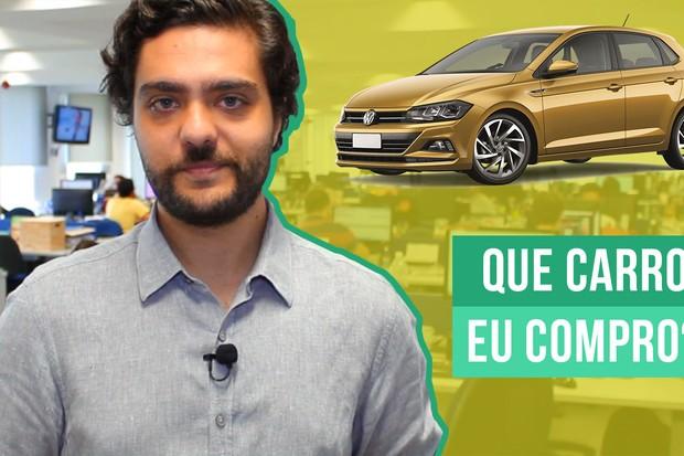 Que carro eu compro - hatch equipado econômico até R$ 70 mil (Foto: Autoesporte)