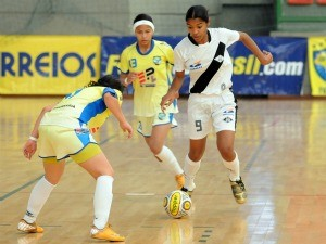 Mixto feminino futsal taça brasil (Foto: Divulgação/CBFS)