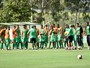 América-MG tem primeiro esboço  de equipe definido para jogos-treino