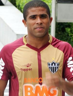Junior Cesar Atlético-MG (Foto: Fernando Martins / Globoesporte.com)