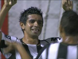 Guilherme Villa Nova x Atlético - MG (Foto: Premiere FC)