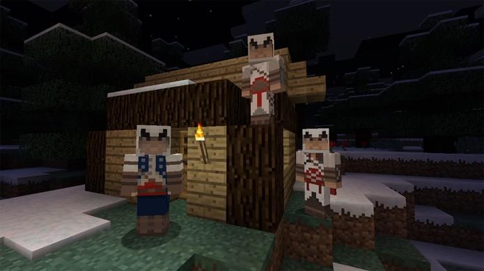 Você veio para a vizinhança errada de assassinos, Creeper (Foto: connecteddigitalworld.com)