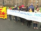 Antisseparatistas na Catalunha propõem formar região independente