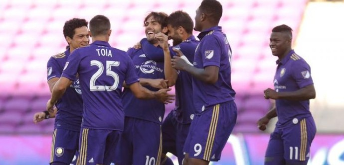 Kaká Orlando City novo estádio (Foto: Divulgação/Site oficial do Orlando City)
