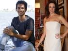 Gabriel Falcão e Vanessa Gerbelli estão juntos, confirma assessoria