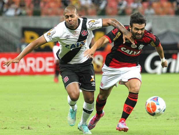 Arthur maia Flamengo X Vasco (Foto: Gilvan de Souza / Flamengo)