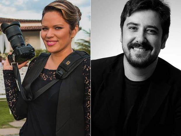 Rebeca e Murilo deixaram o trabalho e mudaram de vida ao investir no próprio negócio na Bahia  (Foto: Arquivo Pessoal)