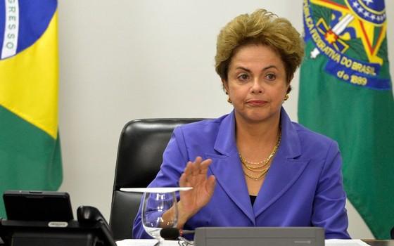 Dilma Rousseff (Foto: Wilson Dias / Agência Brasil)