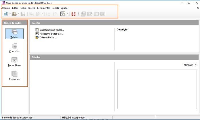 Organize um banco de dados com informações pessoais ou profissionais com a ajuda do LibreOffice (Foto: Reprodução/Barbara Mannara)