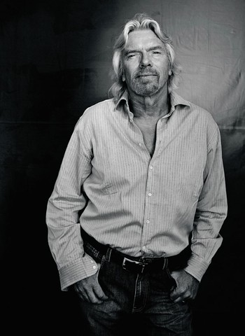 Richard Branson (Foto: David Johnson/Corbis)