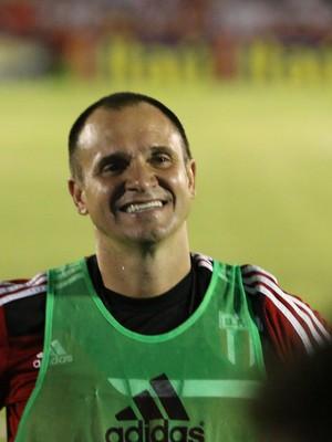 Wagner Lopes, técnico do Botafogo-SP (Foto: Rogério Moroti/Ag. Botafogo)