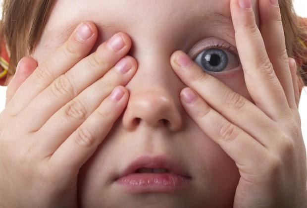 criança_medo (Foto: Shutterstock)