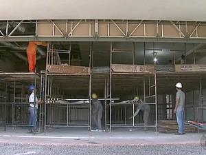 Construtora espera crescimento para 2017 (Foto: Reprodução/EPTV)