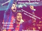 Bruna Marquezine parabeniza Neymar após jogo do Barcelona: 'Orgulhosa'