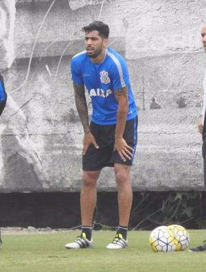 Vilson Corinthians (Foto: Carlos Augusto Ferrari)
