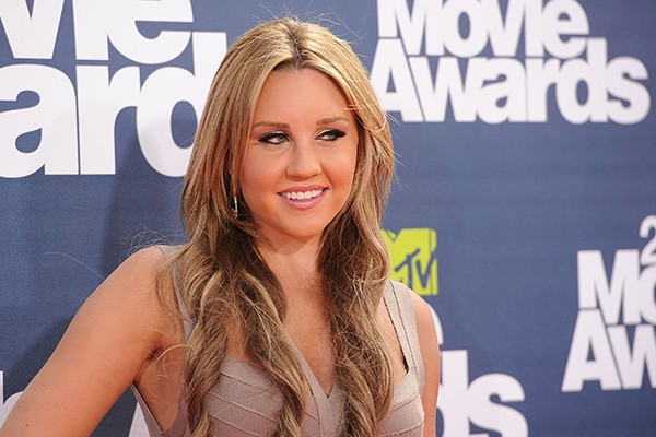 A atriz Amanda Bynes (Foto: Getty Images)