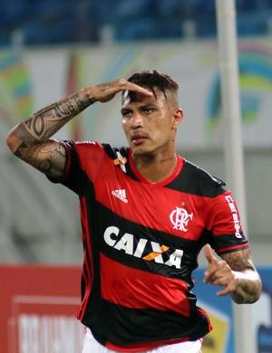 Guerrero; Flamengo x Boavista (Foto: Estadão Conteúdo)