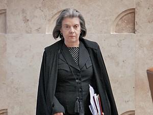 Cármen Lúcia (Foto: SCO/STF)