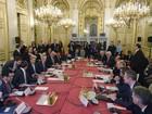 Países apoiadores da oposição na Síria se reúnem em Paris