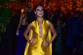 Paloma Bernardi no Baile da Vogue (Foto: Leo Franco/Agnews)