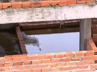 Construções abandonadas viram criadouros do mosquito da dengue