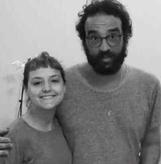 Mallu Magalhães e Marcelo Camelo (Foto: Reprodução/Facebook)