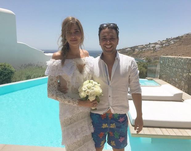 Matheus Massafera e Ana Beatriz Barros (Foto: Reprodução/ Instagram)