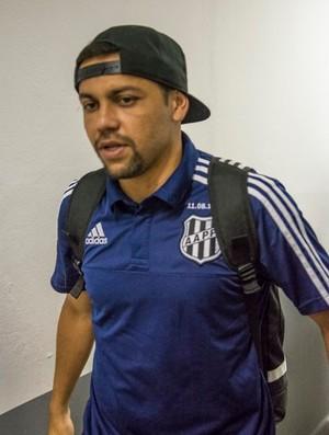 Felipe Azevedo, atacante Ponte Preta (Foto: Fabio Leoni/ PontePress)