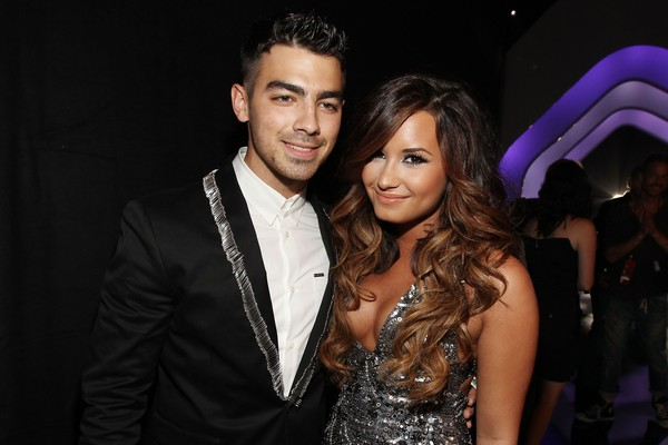 Demi Lovato e Joe Jonas (Foto: Getty Images)