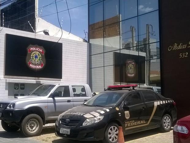 Mandados foram expedidos pela 24ª Vara da Justiça Federal em Caruaru (Foto: Foto: Amanda Dantas/TV Asa Branca)