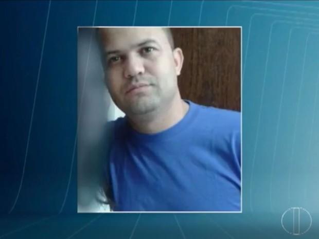 Sargento Machado estava na PM desde o ano de 2011 (Foto: Reprodução/Inter TV)